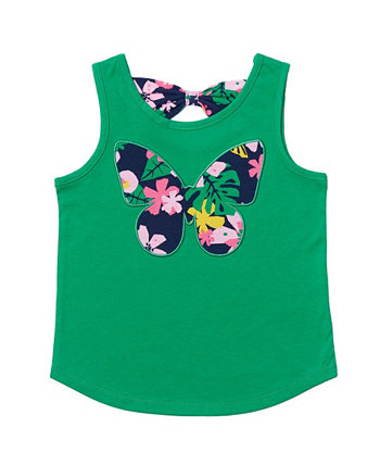 Little Girls Graphic Tank Top Epic Threads