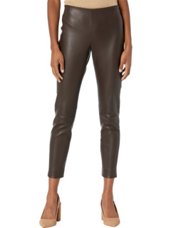 Leather Stitch Back Leggings Vince