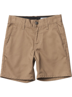 Frickin Chino Shorts (Toddler/Little Kids) Volcom Kids