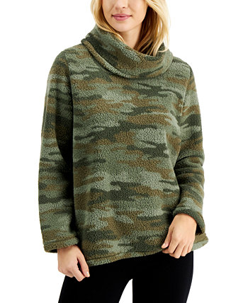 Cowlneck Pullover Sweater, Created For Macy's Style & Co