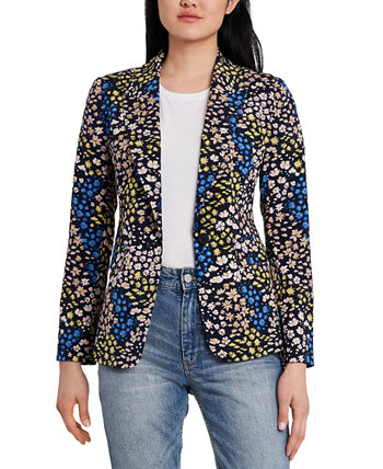 Anastasia Floral-Print Jacket, Created for Macy's Riley & Rae