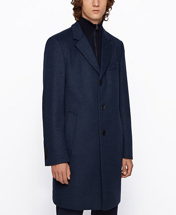 BOSS Men's Nye2 Slim-Fit Coat BOSS Hugo Boss