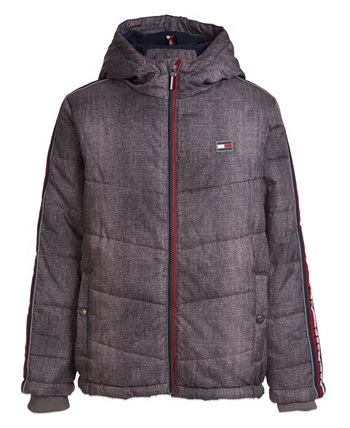 Big Boys Crosby Signature Puffer Tommy Hilfiger