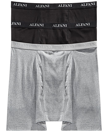 Men's Big & Tall 3-Pack Boxer Briefs, Created for Macy's Alfani