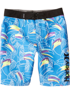 Basin Beach Birds Boardshorts (Большие Дети) Hurley Kids