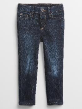 Toddler Skinny Jeans with Stretch Gap Factory
