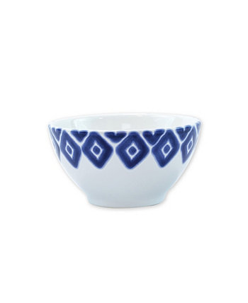 Santorini Diamond Cereal Bowl VIETRI