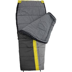 ALPS Mountaineering Drifter Sleeping Bag: +30F Degree Synthetic ALPS Mountaineering