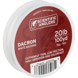 Scientific Anglers Fly Line Backing - Dacron Scientific Anglers