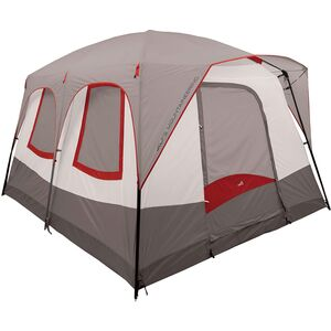 ALPS Mountaineering Camp Creek Two-Room Tent: 6-Person 3-Season ALPS Mountaineering
