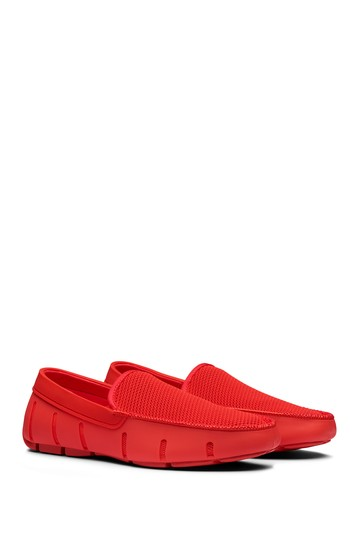 Large Hole Knit Loafer SWIMS