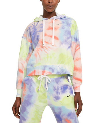 Tie-Dyed French Terry Hoodie Nike