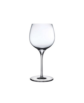 Dimple White Wine Glass, Set of 2 Nude Glass