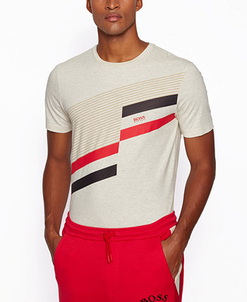 BOSS Men's Tee 7 Regular-Fit T-Shirt BOSS Hugo Boss