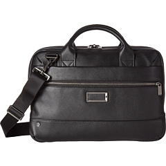 @ Work Leather Slim Brief Briggs & Riley