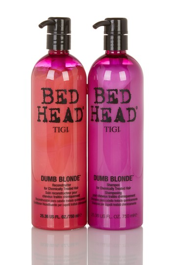Набор шампуней и кондиционеров TIGI Bed Head Dumb Blonde TIGI