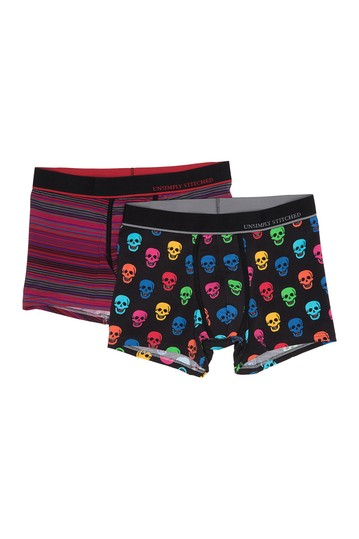 Boxer Briefs - Pack of 2 Unsimply Stitched