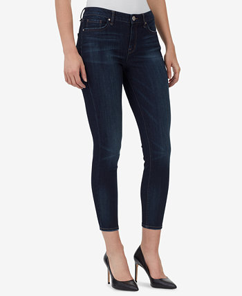 Mid-Rise Ankle Skinny Jeans William Rast