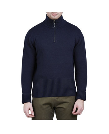 Men's Mock Neck Sweater CRWTH