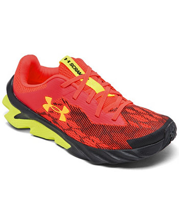 Little Boys Charged Scramjet 3 Running Sneakers from Finish Line Under Armour