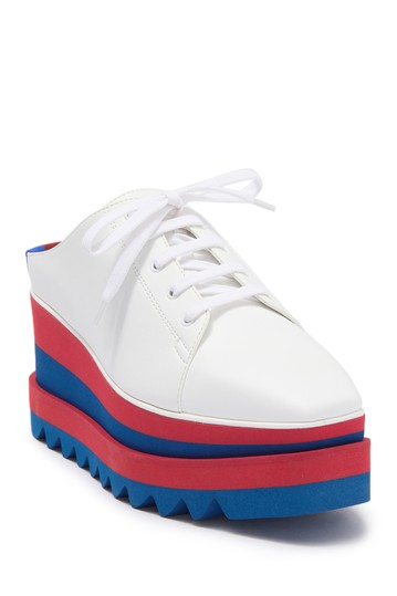 Lace-Up Platform Derby Sneaker  Stella McCartney