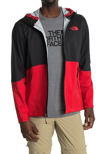 Matthes Colorblock Print Jacket The North Face