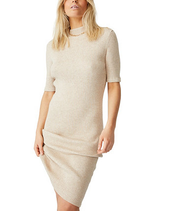 Women's Tahlia True Knit Mini Dress COTTON ON