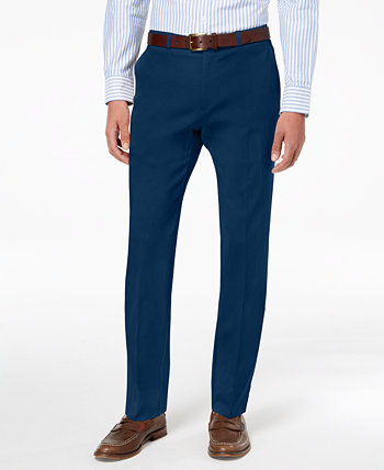 Мужские брюки современного кроя TH Flex Stretch Comfort Solid Performance Tommy Hilfiger