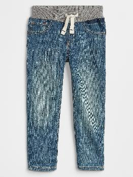 Toddler Pull-On Slim Jeans with Stretch Gap Factory