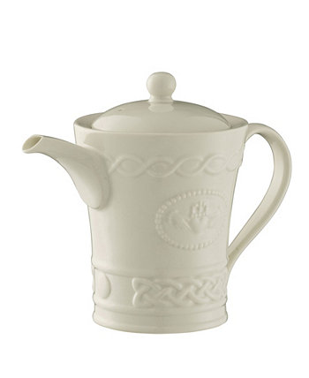 Claddagh Beverage Pot Belleek
