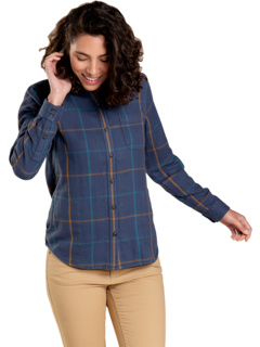Cairn Duofold Long Sleeve Shirt Toad&Co