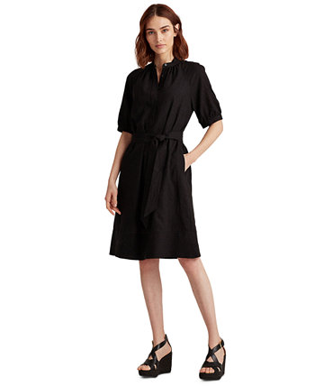 Fit-And-Flare Shirtdress Ralph Lauren