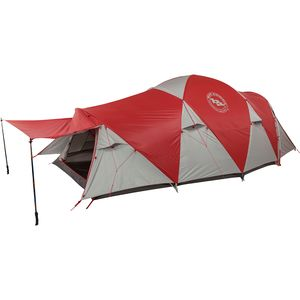 Big Agnes Mad House 6 Tent: 6-Person 4-Season Big Agnes