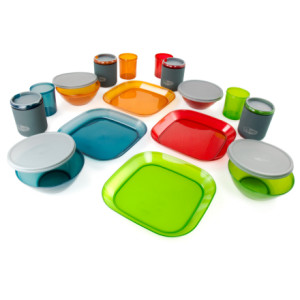 GSI Outdoors Infinity Deluxe Tableset GSI Outdoors