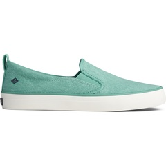 Crest Twin Gore Мытый твил Sperry