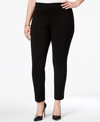 Plus Size Skinny Ankle Pants Anne Klein