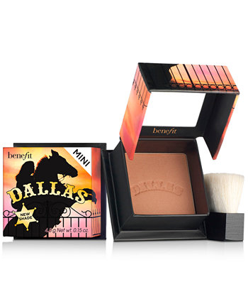 Dallas Box O 'Пудра румяна мини Benefit Cosmetics