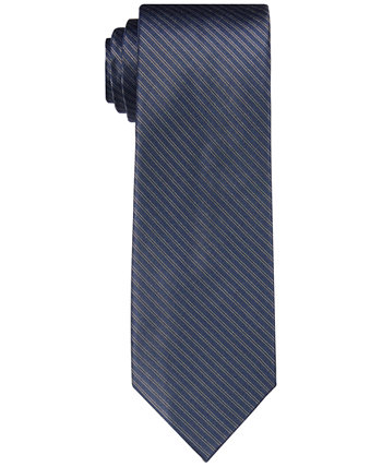 Men's Simple Double Stripe Tie Calvin Klein