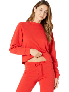 Cashmere Fleece Long Sleeve Pullover Chaser