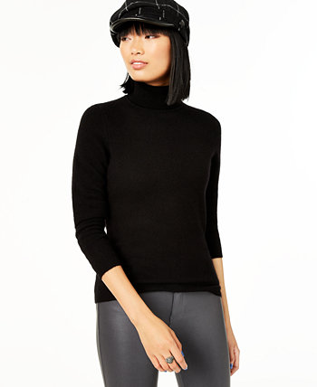 Cashmere Turtleneck Sweater, Regular & Petite Sizes, Created for Macy's Charter Club