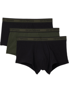 Multipack Core Logo Band 3-Pack Trunks Emporio Armani