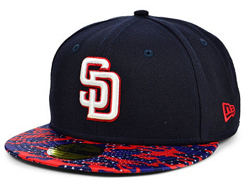 San Diego Padres Star Viz 59FIFTY Cap New Era
