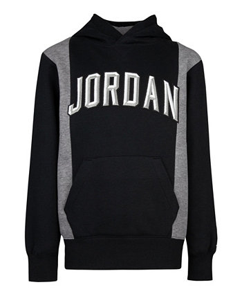 Little Boys Arc Pull-Over Hooded Sweatshirt Jordan