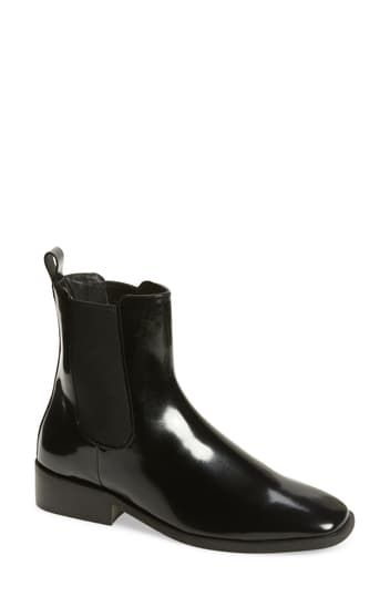 Jeffery Campbell Leather Chelsea Boot Jeffrey Campbell
