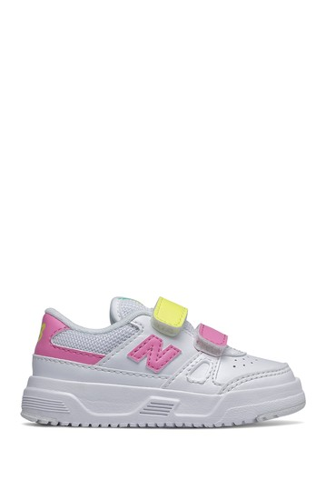 CT20 Court Sneaker (Baby & Toddler) New Balance