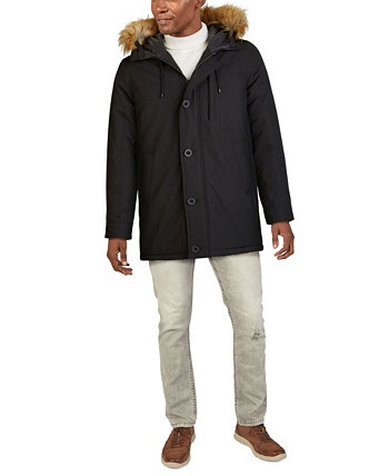 Men's Heavy Weight Parka Jacket GUESS