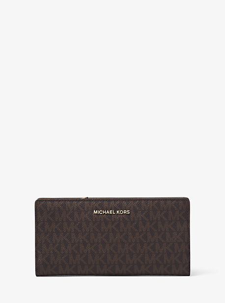 Логотип Slim Wallet Michael Kors