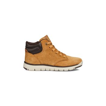 Kid's Xunday Suede Mid-Top Hiking Runners Geox