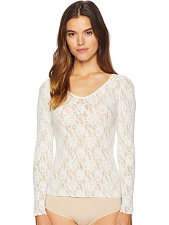 Signature Lace Unlined Reversible Top Hanky Panky