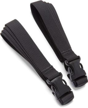 """3/4"""" Webbing Straps with Side-Release Buckles - Package of 2 Redpoint"""